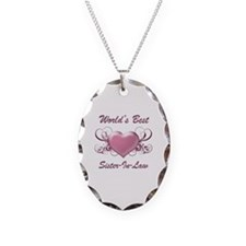 World's Best Sister-In-Law (Heart) Necklace