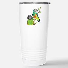 Senegal Parrots Travel Mug