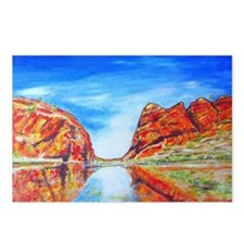Outback Canyon Postcards (Package of 8)