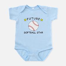 Future Softball Star Body Suit