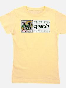 McGrath Celtic Dragon Ash Grey T-Shirt