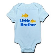 Little Brother Goldfish Body Suit
