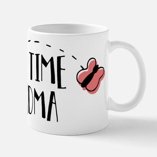 First Time Grandma Mug