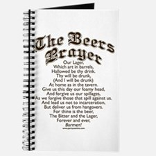 The Beers Prayer Journal