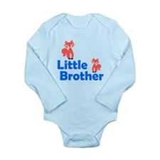 Little Brother Red Fox Body Suit