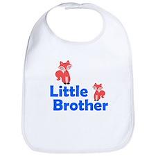 Little Brother Red Fox Bib