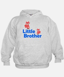 Little Brother Red Fox Hoodie