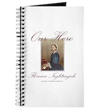 Our Hero Florence Nightingale Journal