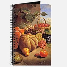 Still Life with Fruit - Wm. Merritt Chase Journal