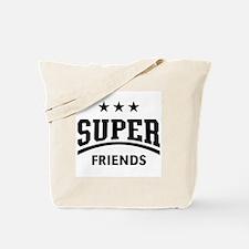 Super Friends Tote Bag