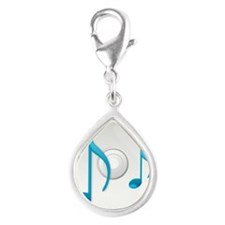 CD Music Notes Charms