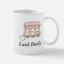 Laid Daily Mug