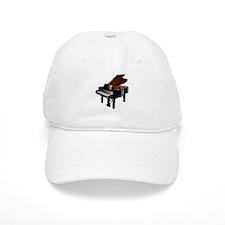Grand Piano Baseball Baseball Cap