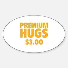Premium Hugs Decal