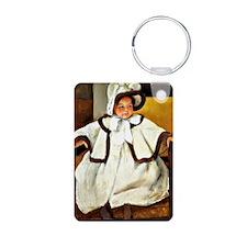 Cassatt: Ellen Mary Cassat Keychains