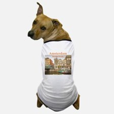 Amsterdam Dog T-Shirt