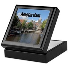 Amsterdam Keepsake Box
