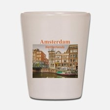 Amsterdam Shot Glass