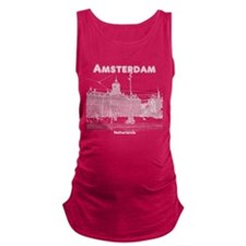 Amsterdam Maternity Tank Top