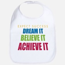 Expect Success Bib