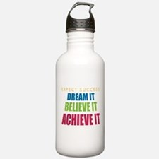 Expect Success Water Bottle