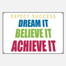 Expect Success Banner