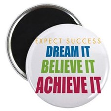Expect Success Magnet