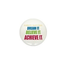 Expect Success Mini Button (100 pack)
