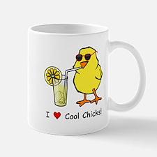 Love Cool Chicks Mug