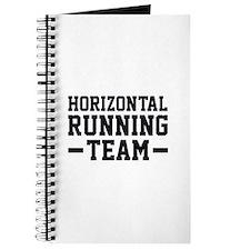 Horizontal Running Team Journal