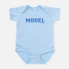 Model Infant Bodysuit