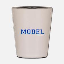 Model Shot Glass