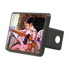 Cassatt: Lydia at the Tape Hitch Cover