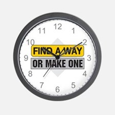 Find a Way or Make One Wall Clock