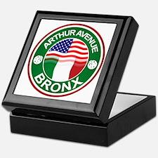Arthur Avenue Bronx Italian American Keepsake Box