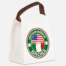 Arthur Avenue Bronx Italian American Canvas Lunch
