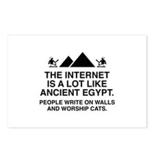 The Internet Is A Lot Like Ancient Egypt Postcards