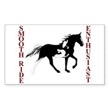 SSH SMOOTH RIDE Rectangle Decal