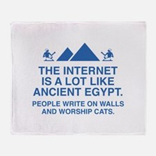 The Internet Is A Lot Like Ancient Egypt Stadium B