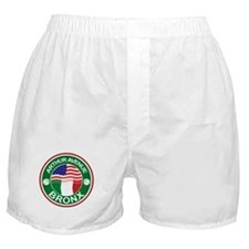 Arthur Avenue Bronx Italian American Boxer Shorts