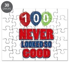 100 never looked so good Puzzle