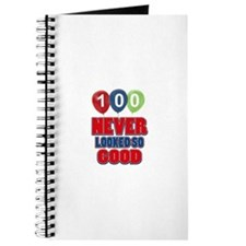 100 never looked so good Journal