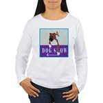 Boxer Puppy Women's Long Sleeve T-Shirt
