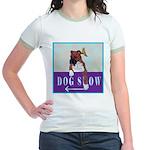 Boxer Puppy Jr. Ringer T-Shirt