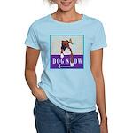 Boxer Puppy Women's Pink T-Shirt