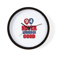 94 never looked so good Wall Clock