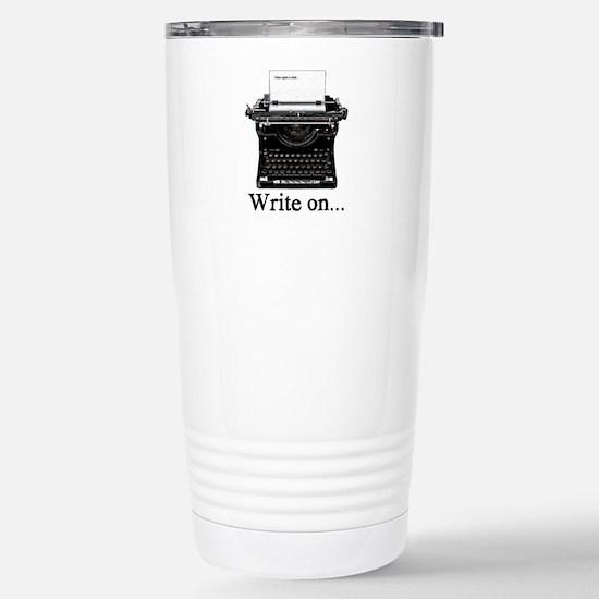 Write on Travel Mug