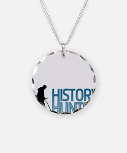 Metal Detecting History Hunter Necklace