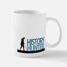 Metal Detecting History Hunter Mugs