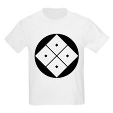 Tilted four-square-eyes in rice cake T-Shirt